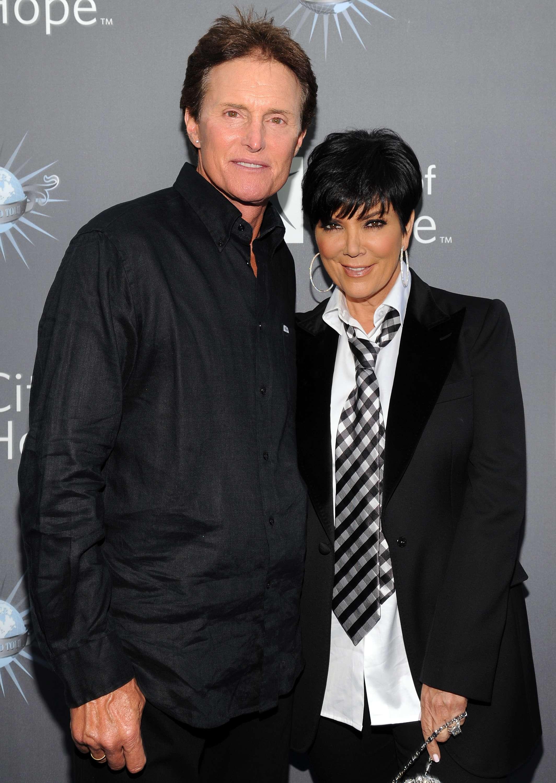 Kris solicitó el divorcio en septiembre de 2014 pero aclaró que desde junio de 2013 estaba separada de Bruce Jenner. Foto: Getty Images