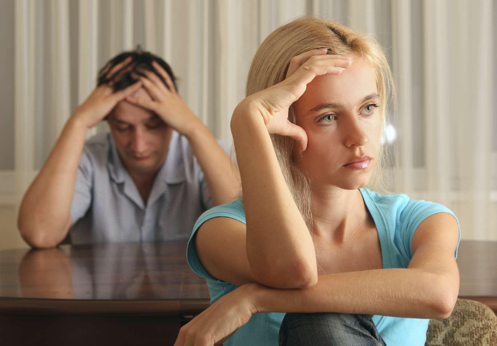 No es necesario destruirse como personas viviendo en pareja, una alternativa antes de eso es el divorcio. Foto: iStock