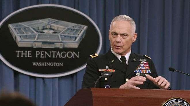 Terry asegura que los kurdos con apoyo aéreo de EE.UU. han hecho significativos avances. Foto: BBCMundo.com