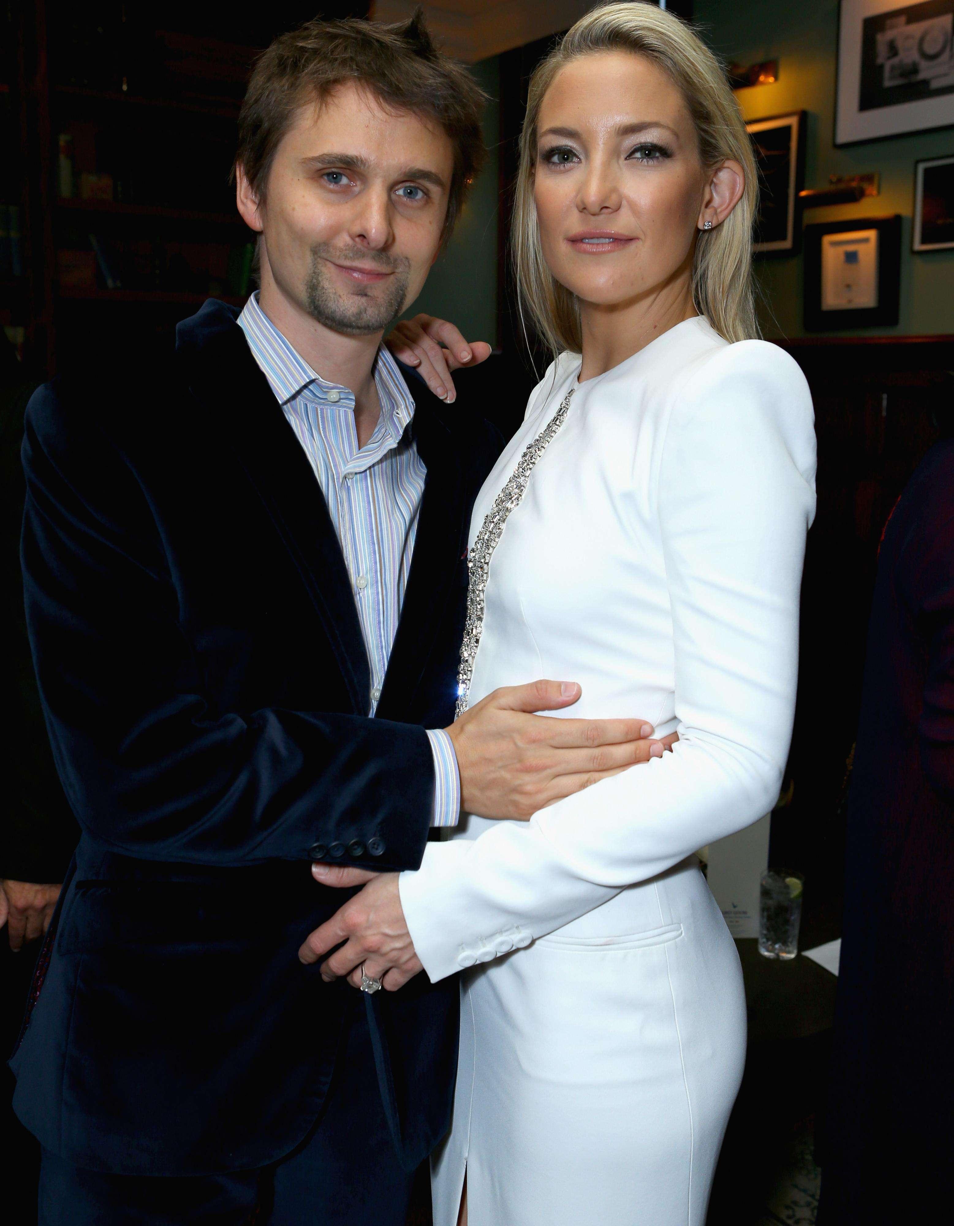 El representante de Kate Hudson confirmó la separación de la actriz con el cantante Matt Bellami. Foto: Getty Images