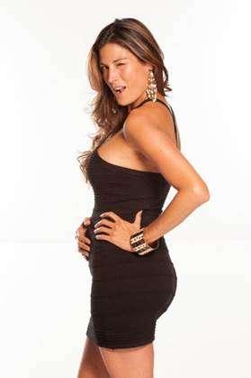 Kathy Sáenz en su papel de Un sueño llamado salsa Foto: Canal RCN/Archivo particular