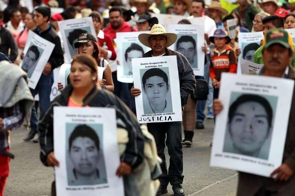 La oficina investigará conductas u omisiones violatorias de derechos humanos en que algunas autoridades pudieron incurrir. Foto: Reforma