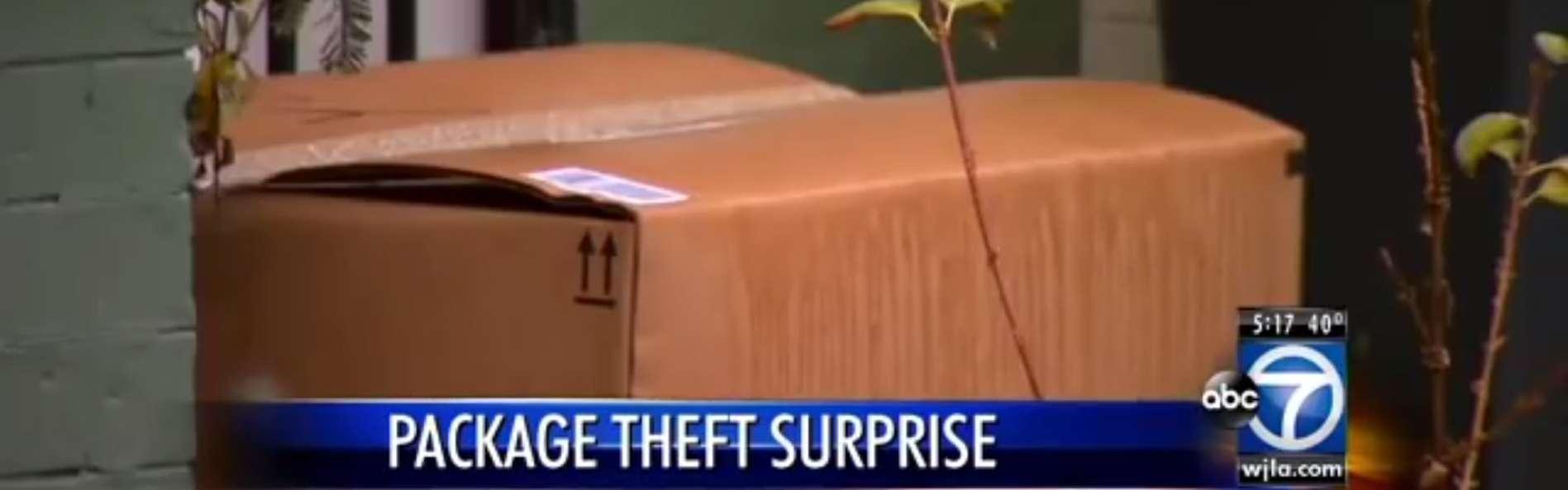 Paquete sorpresa. Foto: Youtube.com