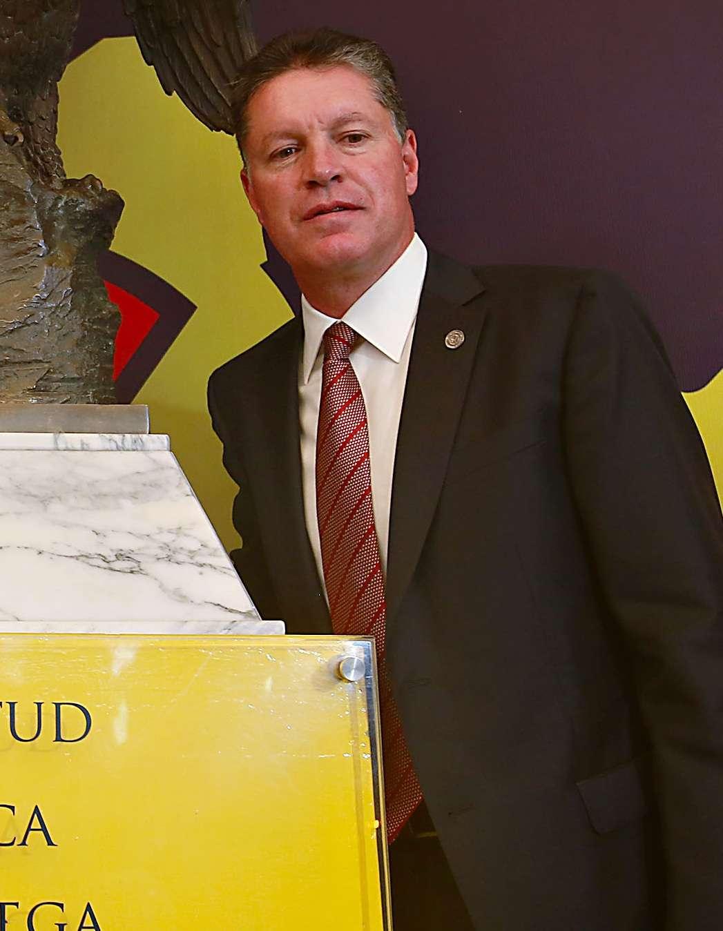 Ricardo Peláez, presidente deportivo del América. Foto: Imago7