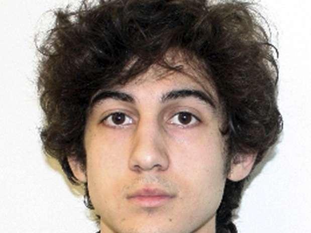 En esta foto de archivo distribuida el 19 de abril de 2013 por el FBI, Dzhokhar Tsarnaev, el sospechoso del atentado en el maratón de Boston en abril de 2013 en el que murieron tres personas y más de 260 resultaron heridas. Foto: AP en español