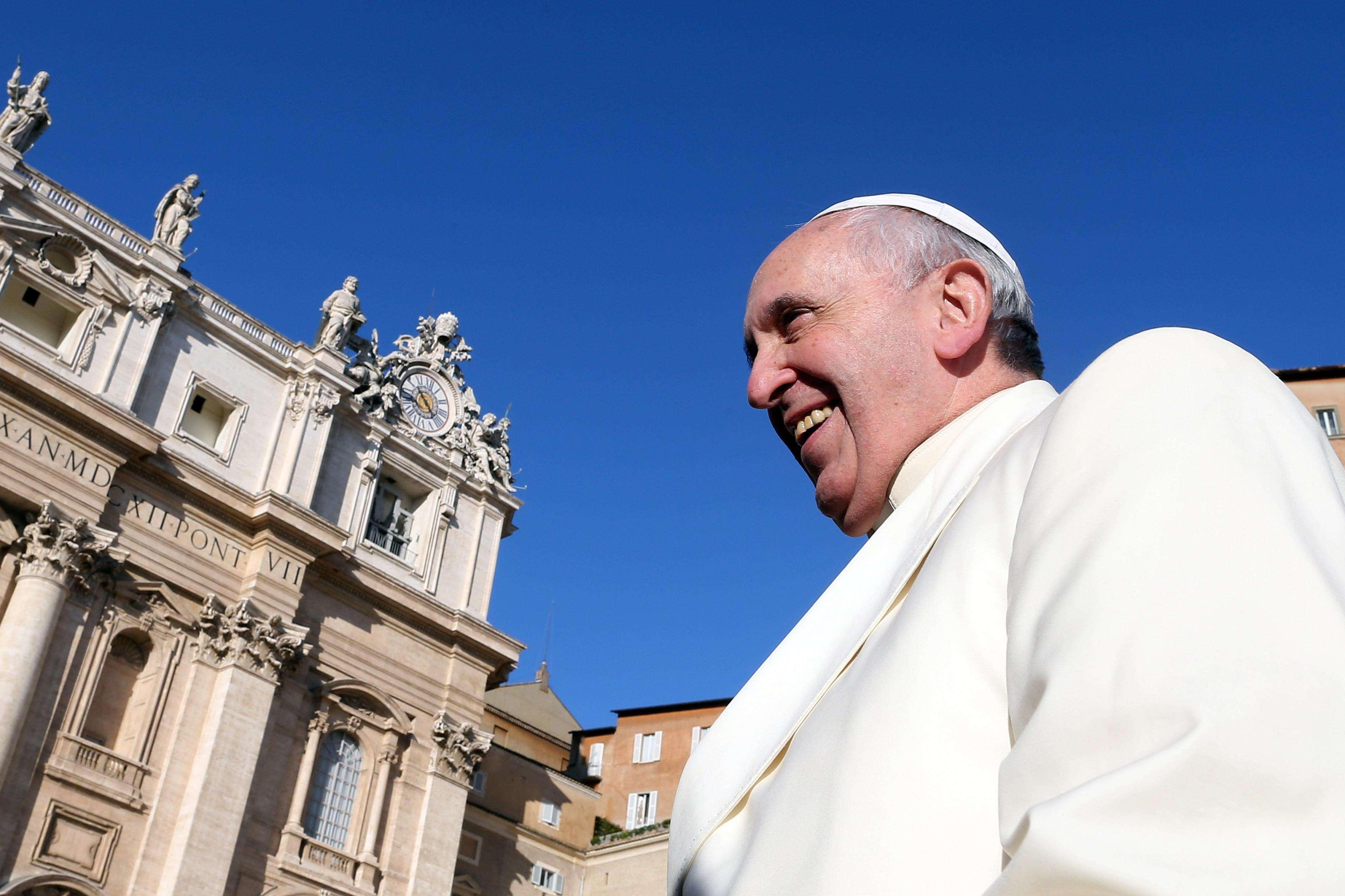 """Roma busca """"la bendición"""" del Papa para albergar los Juegos Olímpicos en el 2024 Foto: Gettyimages"""