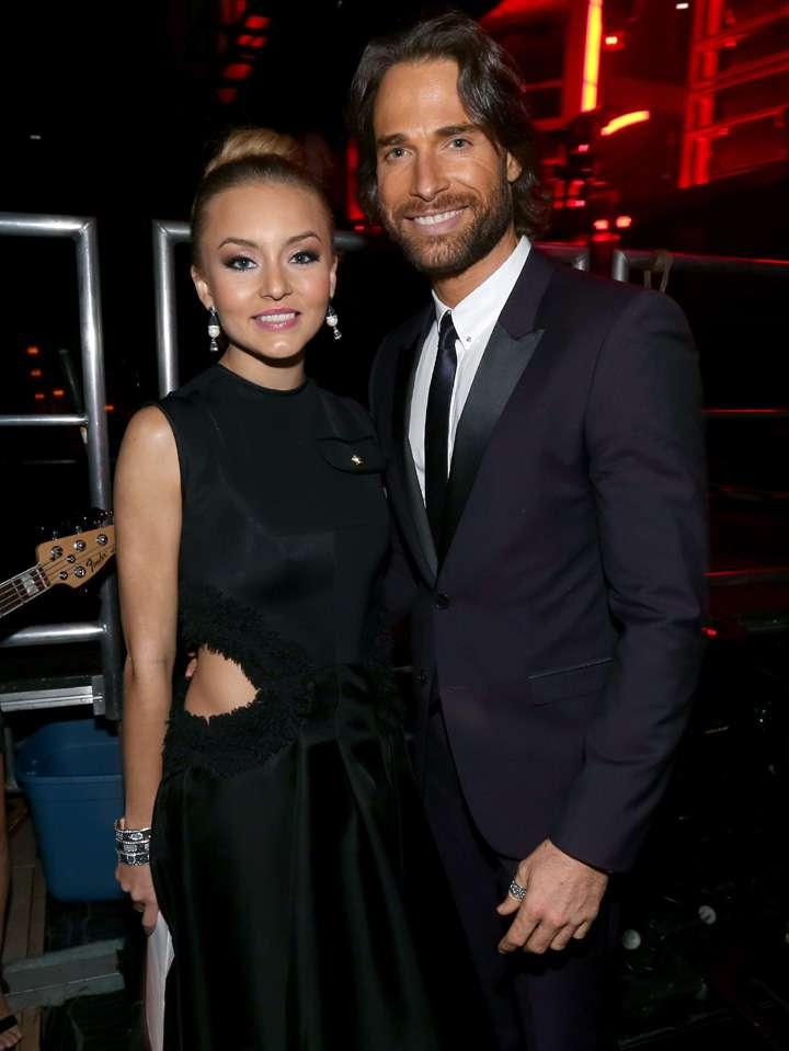 angelique boyer sebastian rulli Foto: Getty Images