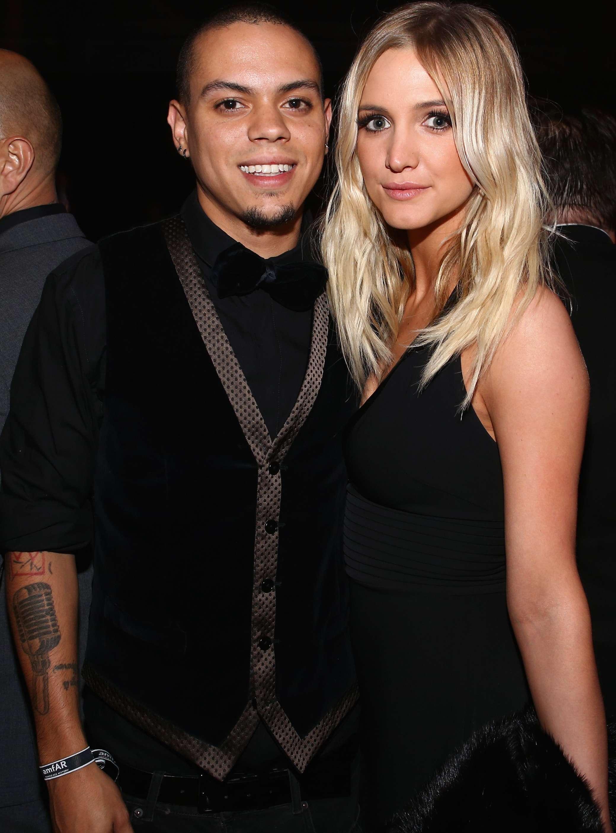 Ashlee Simpson ya tiene un hijo de su anterior matrimonio con el músico Pete Wentz. Foto: Getty Images