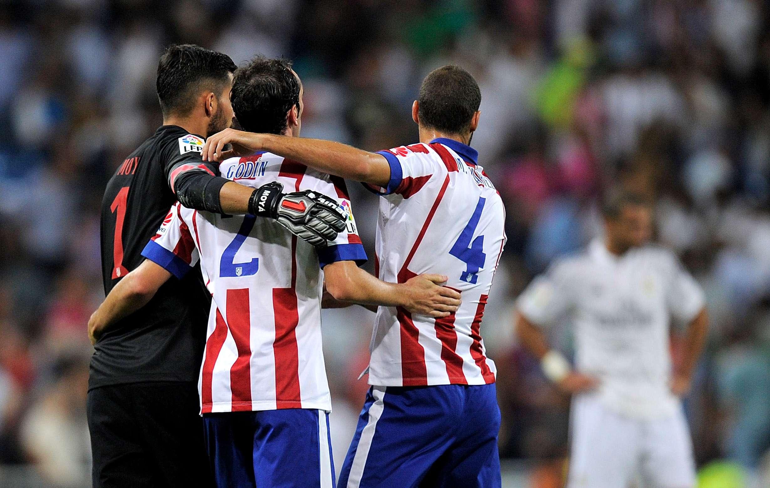 El próximo 7 de enero, el primer derbi madrileño será en Copa del Rey. Foto: Getty Images