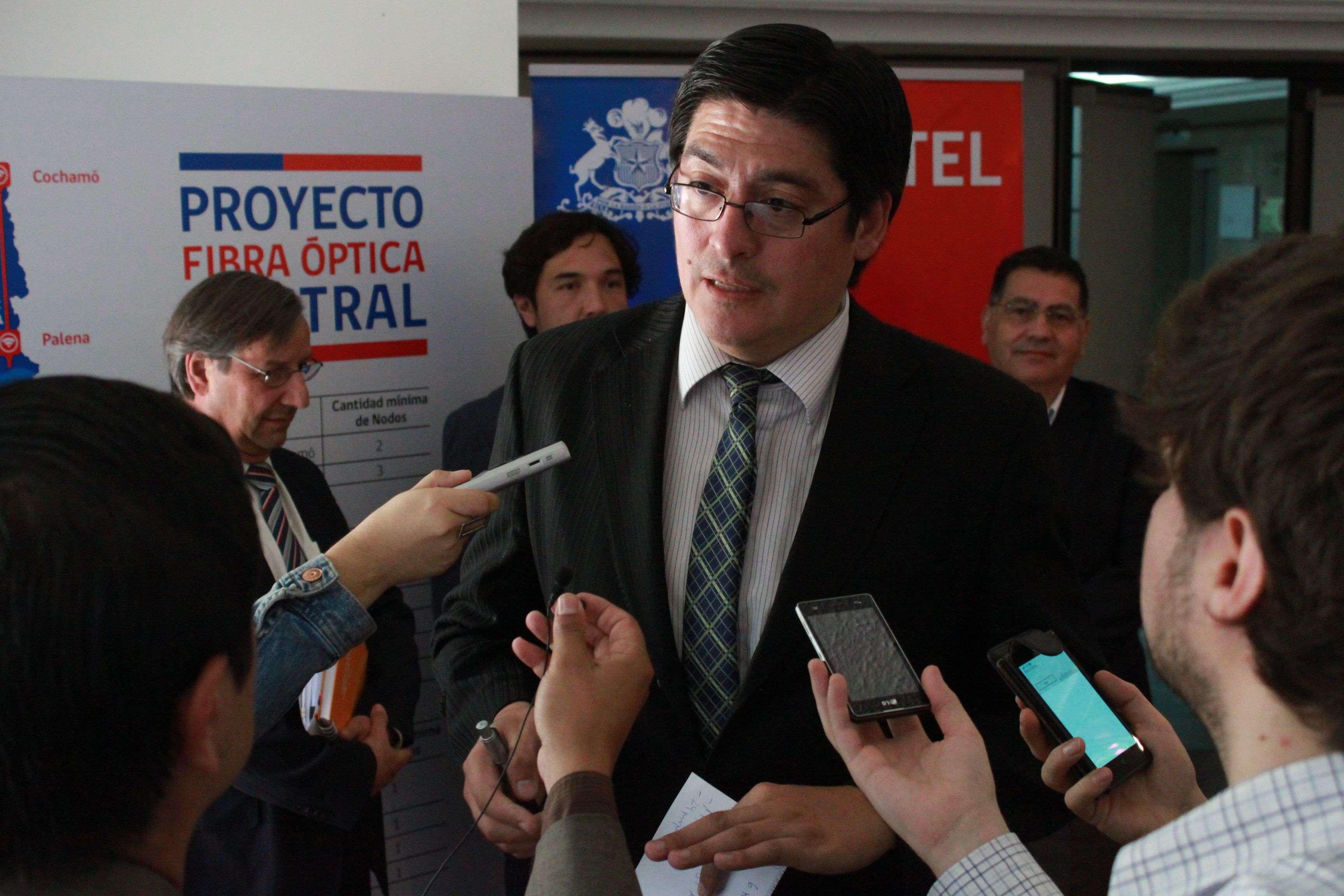 Subsecretario de Telecomunicaciones Foto: Gentileza