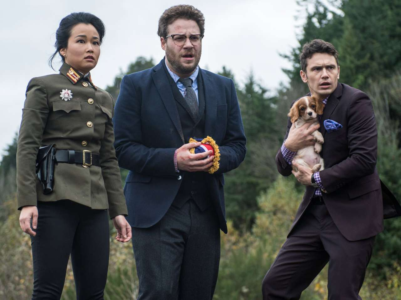 'The Interview'. Foto: Columbia Pictures