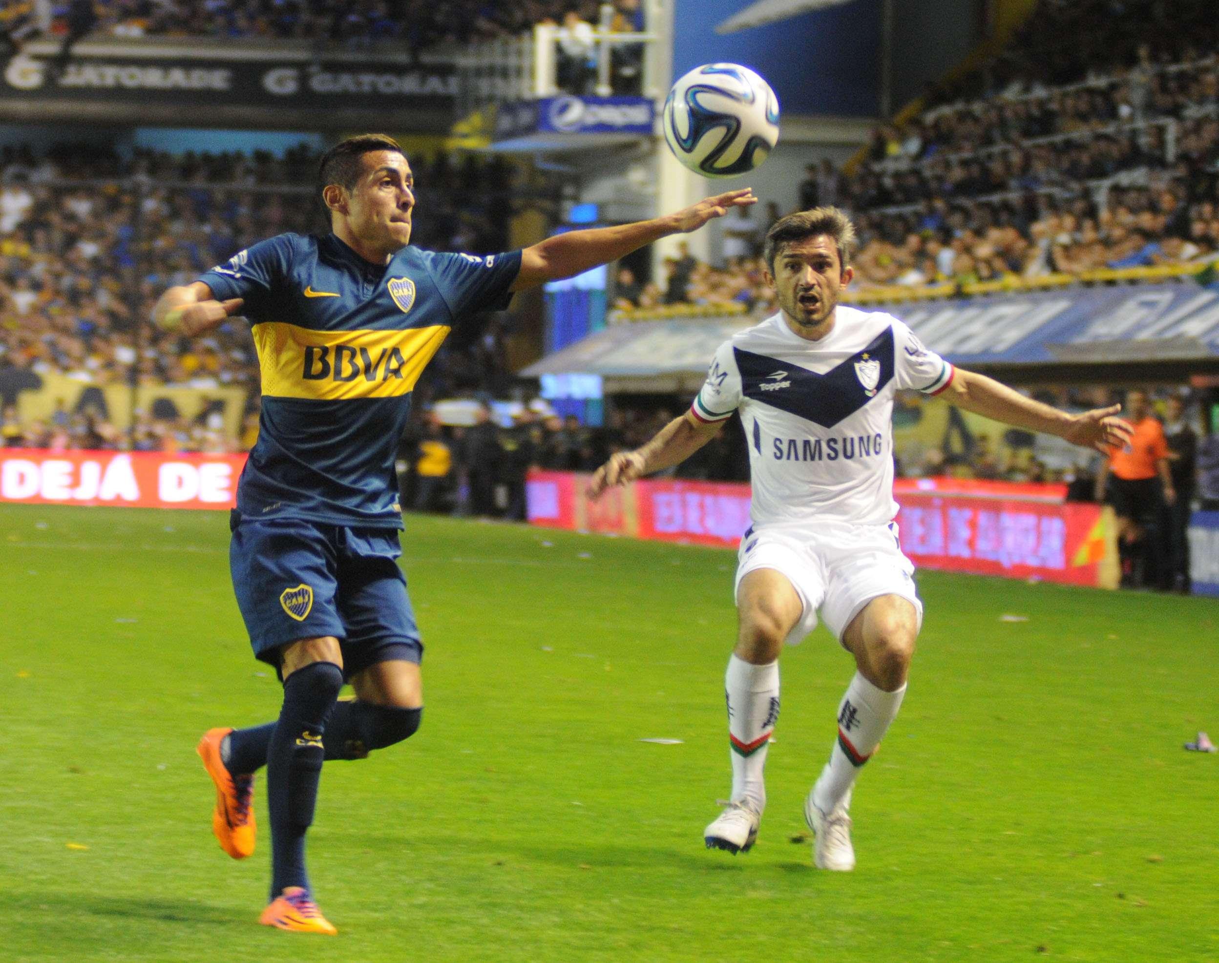 Boca y Vélez, por un lugar en la Copa Libertadores Foto: Noticias Argentinas