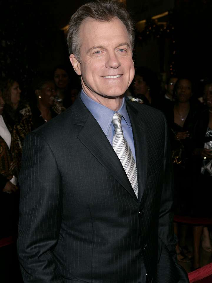 stephen collins Foto: AP