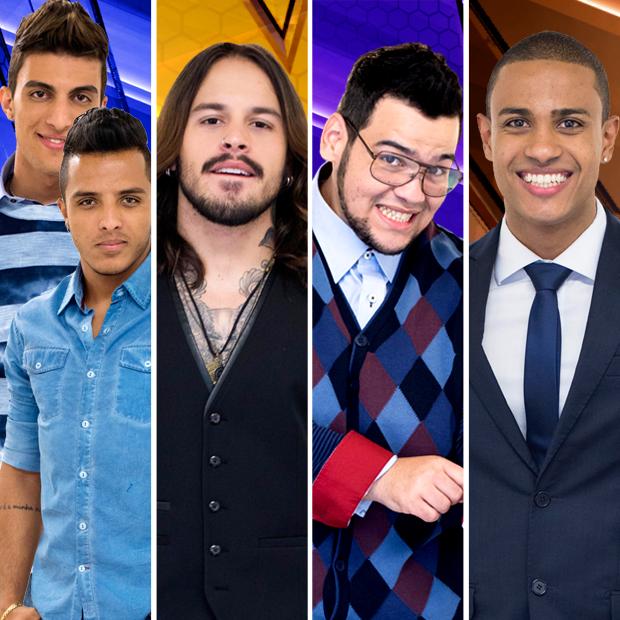 'The Voice Brasil' definiu seus finalistas nesta quinta-feira Foto: TV Globo/Divulgação
