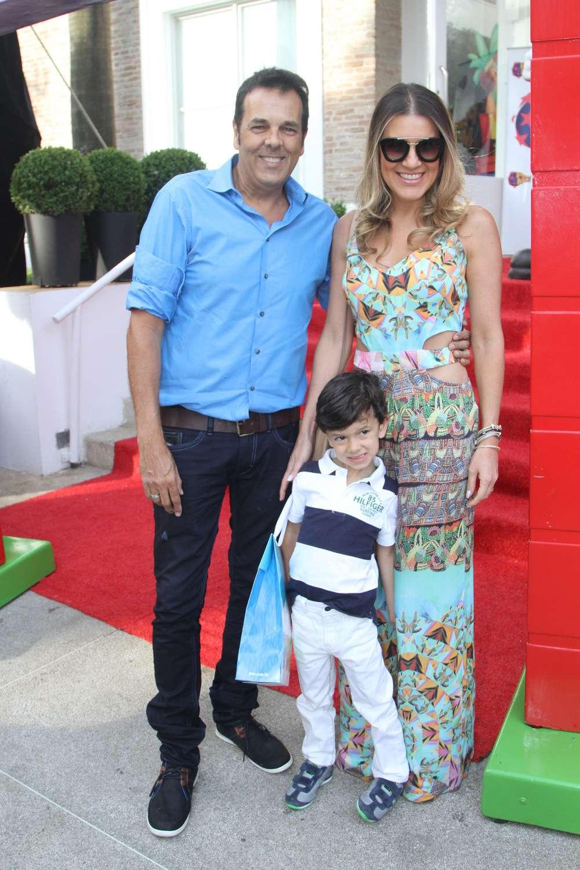 Famosos no aniversário de Rodrigo Faro Foto: Paduardo e Thiago Duran /AgNews