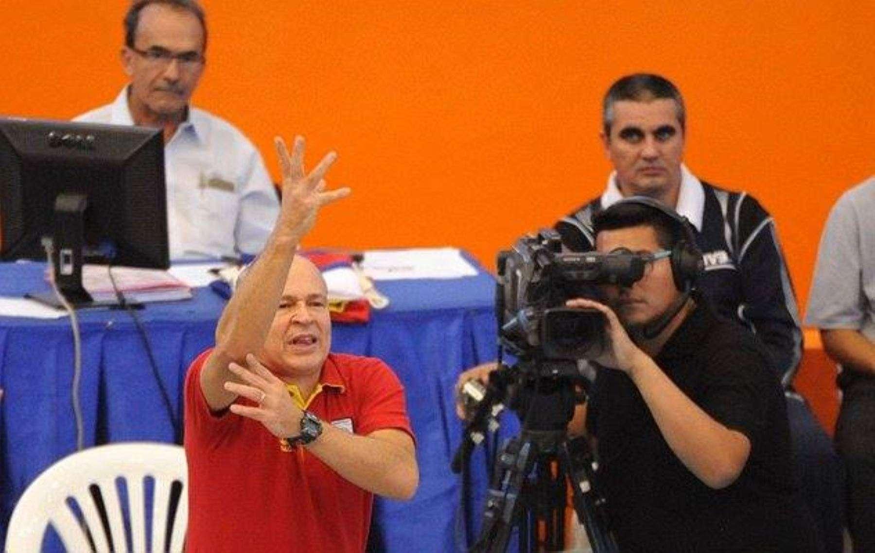 Mauro Marasciulo, extécnico de Colombia. Foto: Internet