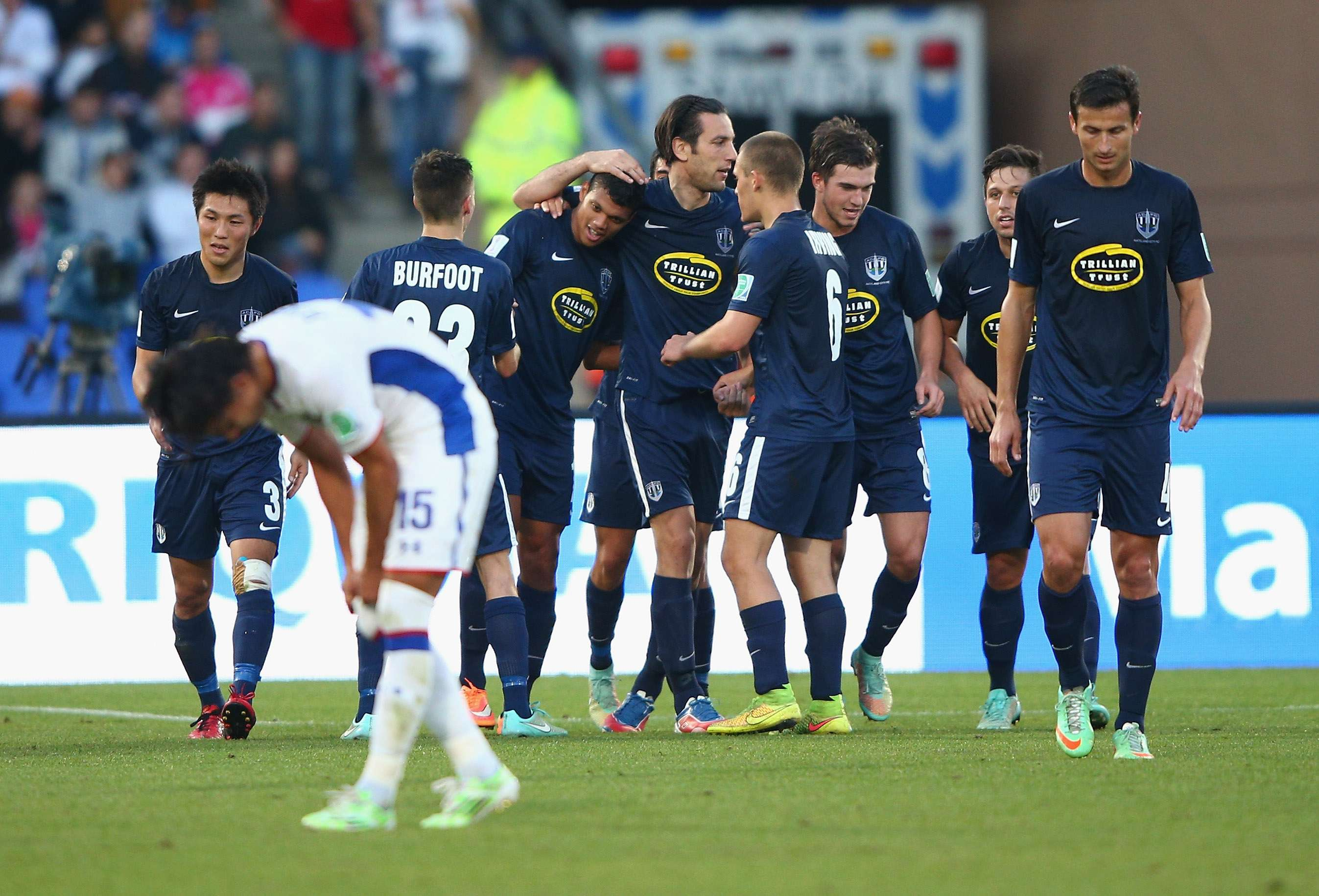 Auckland City se impone a Cruz Azul en penaltis. Foto: Getty Images