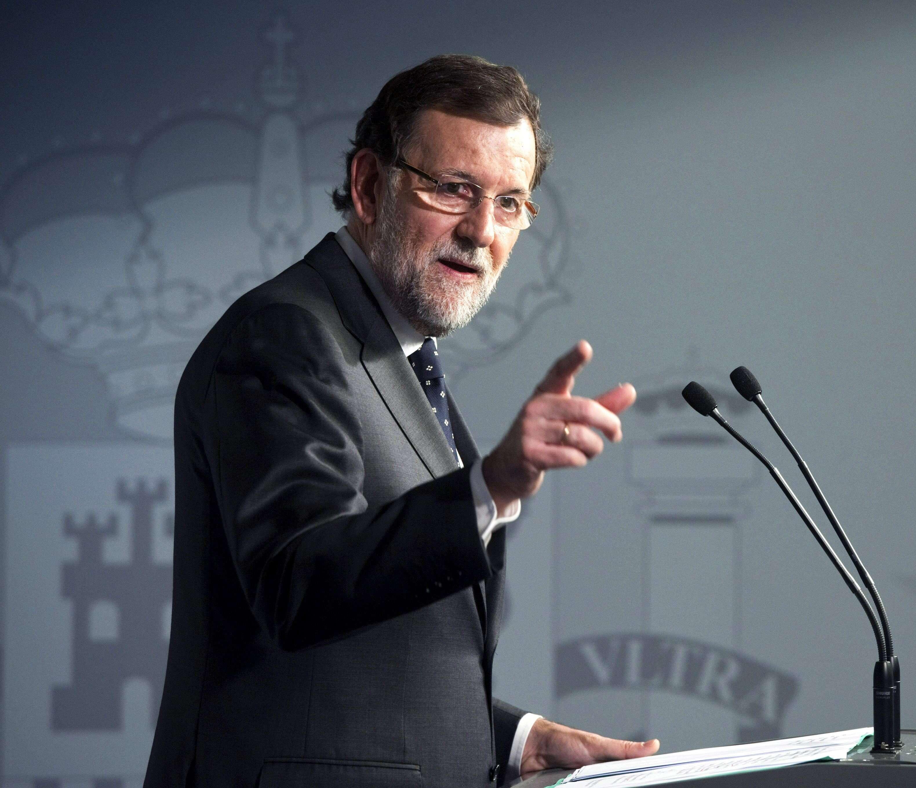 Mariano Rajoy, presidente del Gobierno. Foto: EFE en español
