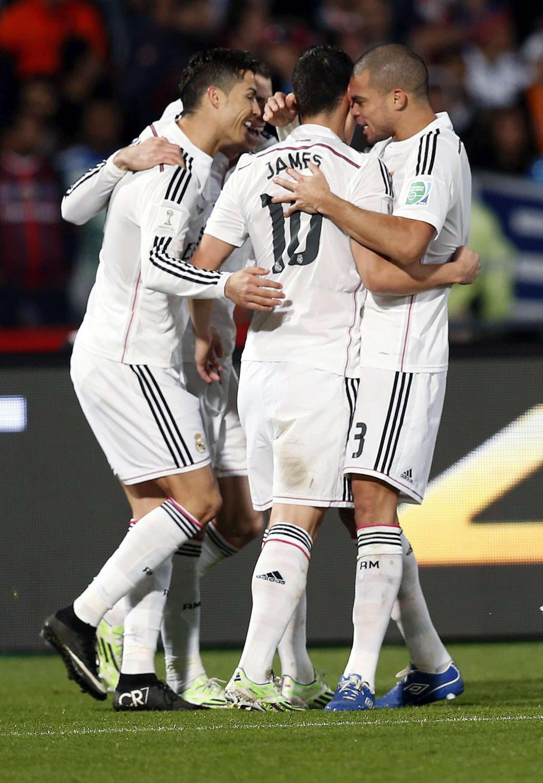 Real Madrid - San Lorenzo. Foto: EFE en español