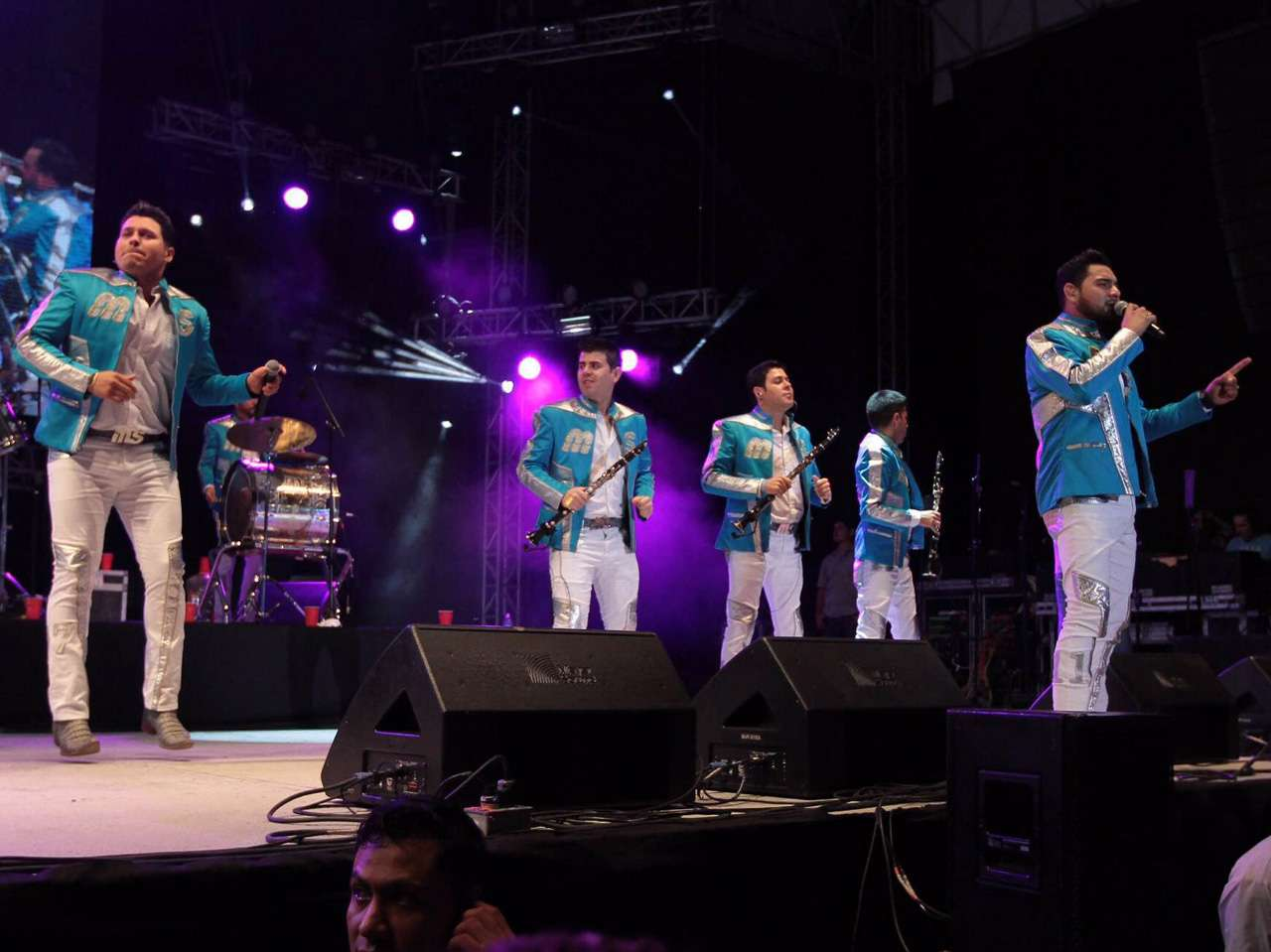 Banda MS Foto: Notimex