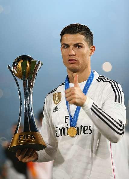 Ronaldo ganó su segundo Mundial de Clubes. Foto: Getty Images