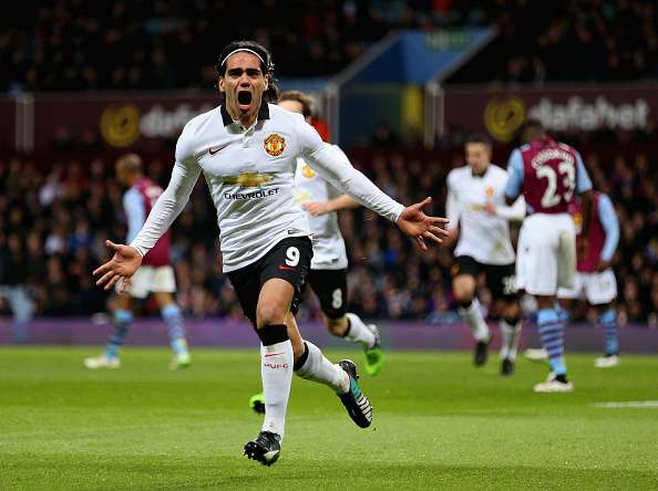 Falcao Foto: Getty Images