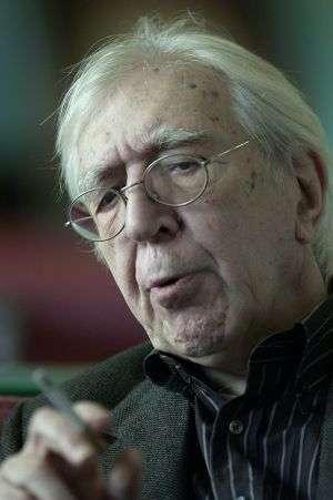 Francisco Porrúa murió a los 92 años por causa de una neumonía. Foto: Conaculta