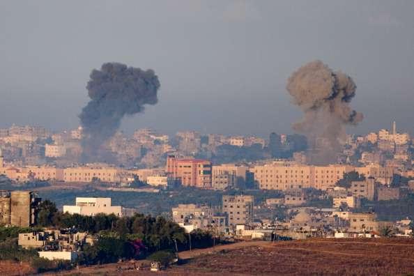 Hamas e Israel firmaron un cese el fuego el 26 de agosto pasado, poniendo fin a 50 días de guerra. Foto: Getty Images