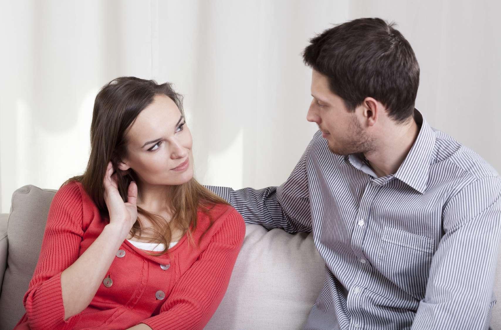 Conversar con la pareja esos temas difíciles conlleva una sencilla planeación. Foto: iStock