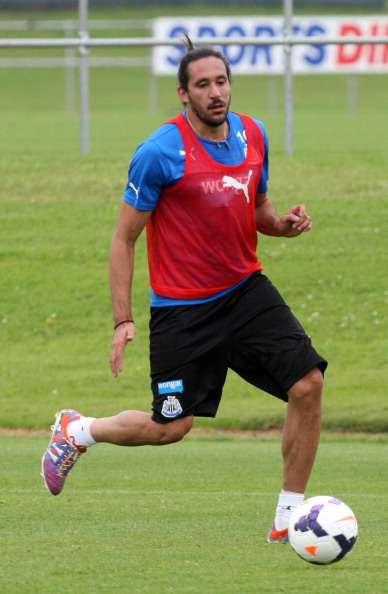 Gutiérrez ha jugado 140 partidos de Premier League con el Newcastle. Foto: Getty Images
