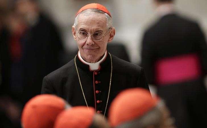 Tauran anunciou Francisco como o Papa em 2013 Foto: Reuters