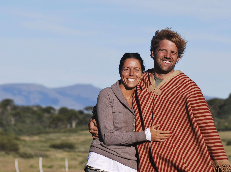 Ángeles Fornieles, la pareja del financista, difundió un emotivo mensaje en Facebook Foto: facebook