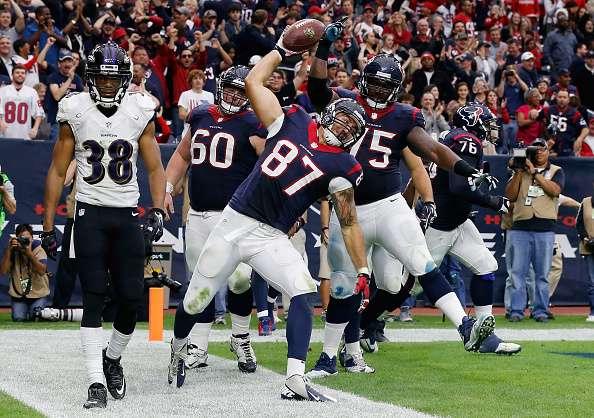 Houston debe vecer a Jacksonville en la Semana 17 para aspirar a jugar en enero. Foto: Getty Images