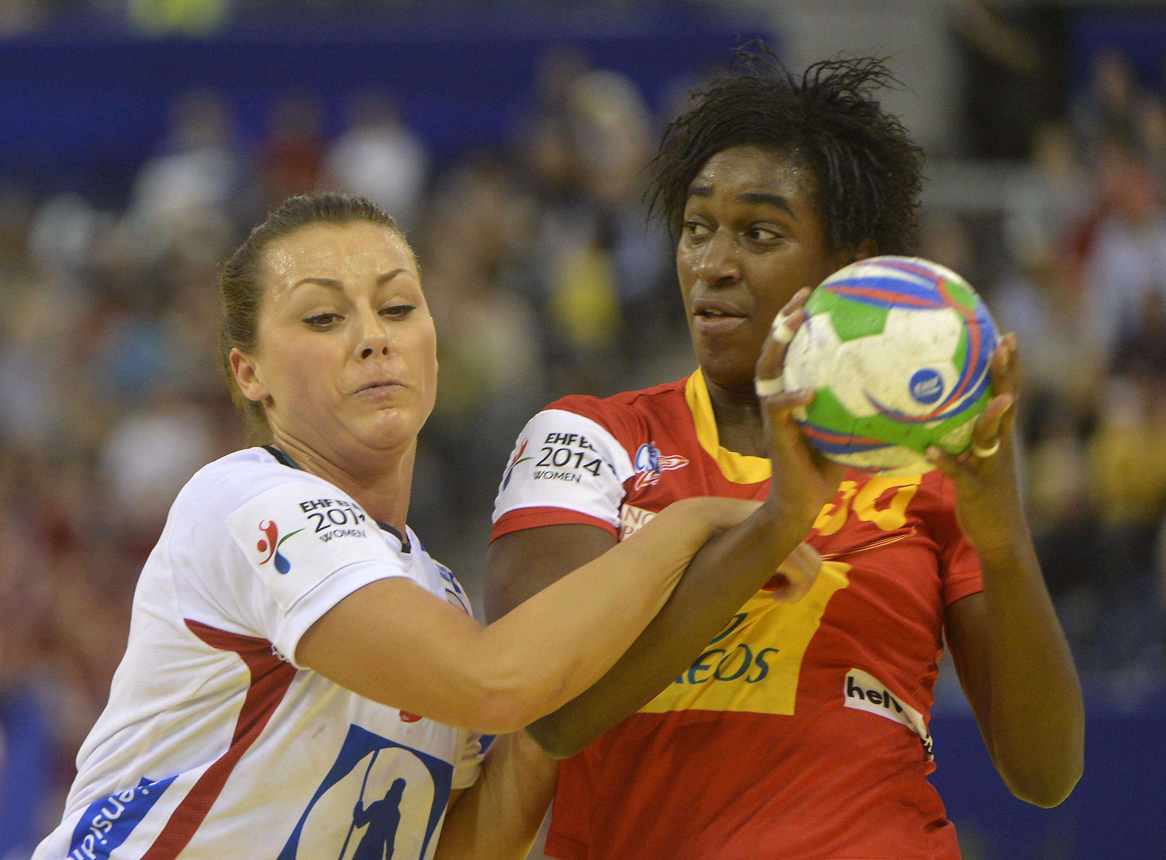 España pierde ante Noruega y se lleva la plata del Europeo de balonmano. Foto: EFE en español