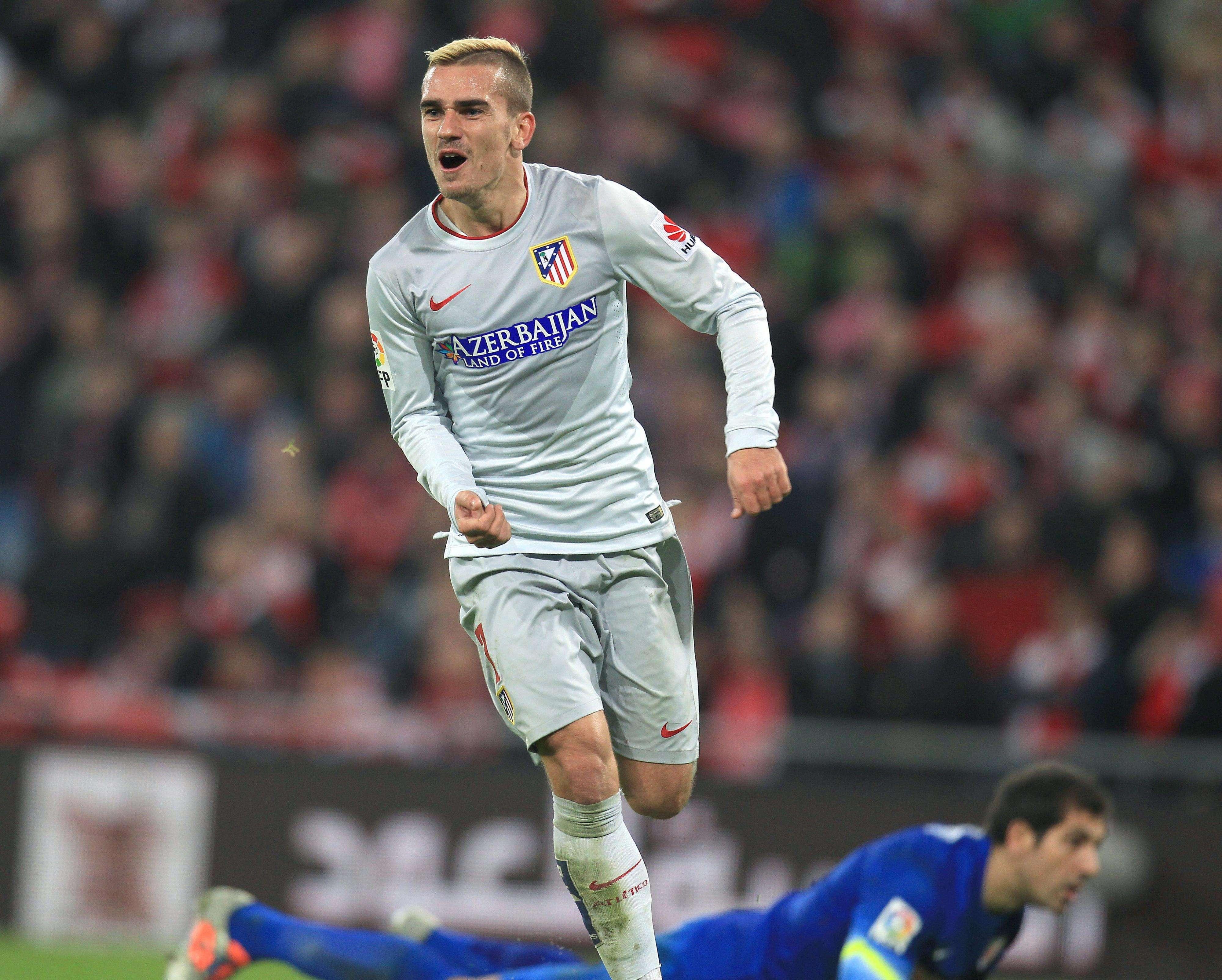 El francés consiguipo tres goles. Foto: EFE