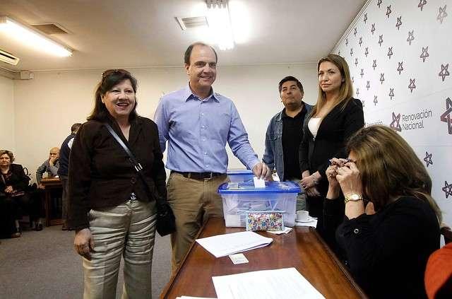 Presidente de RN Cristián Monckeberg Foto: Agencia UNO