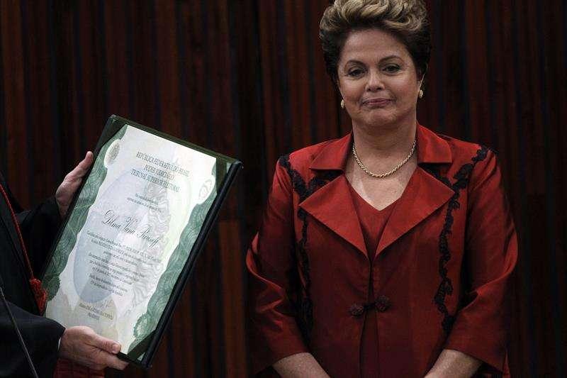 Dilma Rousseff Foto: EFE en español