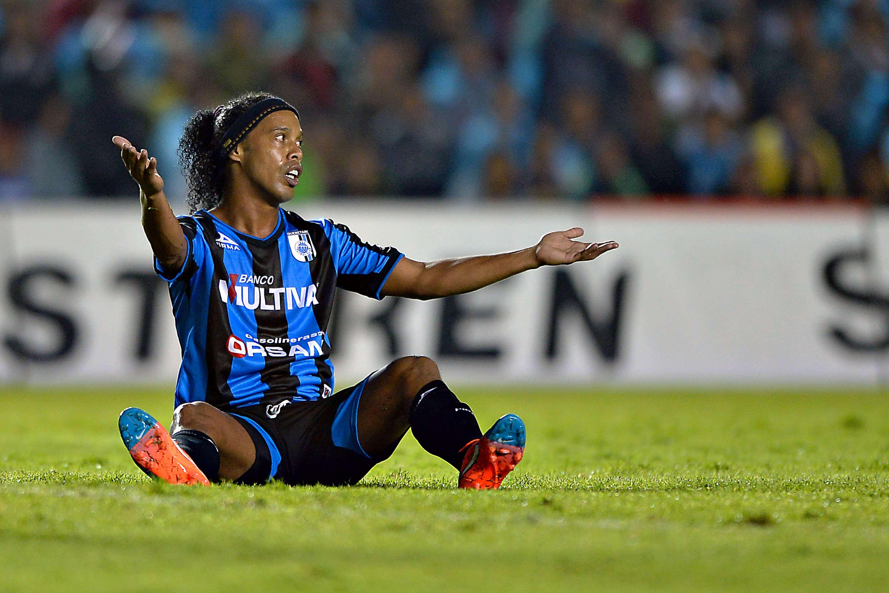 """""""Dinho"""" vivirá su segundo torneo en la Liga MX. Foto: Mexsport"""