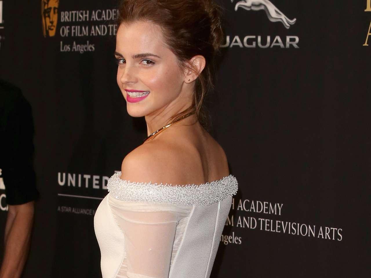 Emma Watson llamó a los hombres a ayudar para acabar con la desigualdad de género. Foto: Getty Images