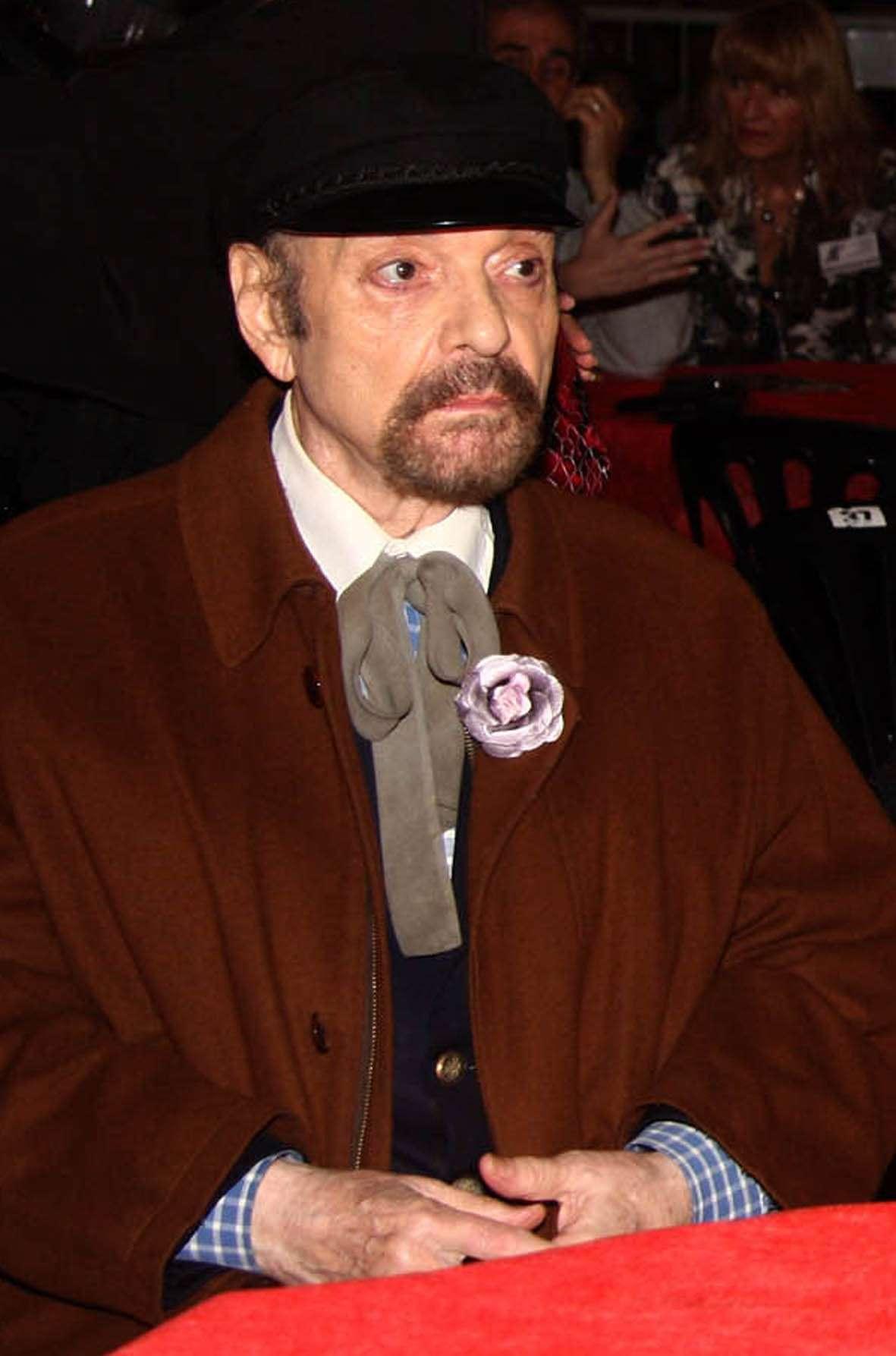 El poeta Horacio Ferrer. Foto: Archivo NA