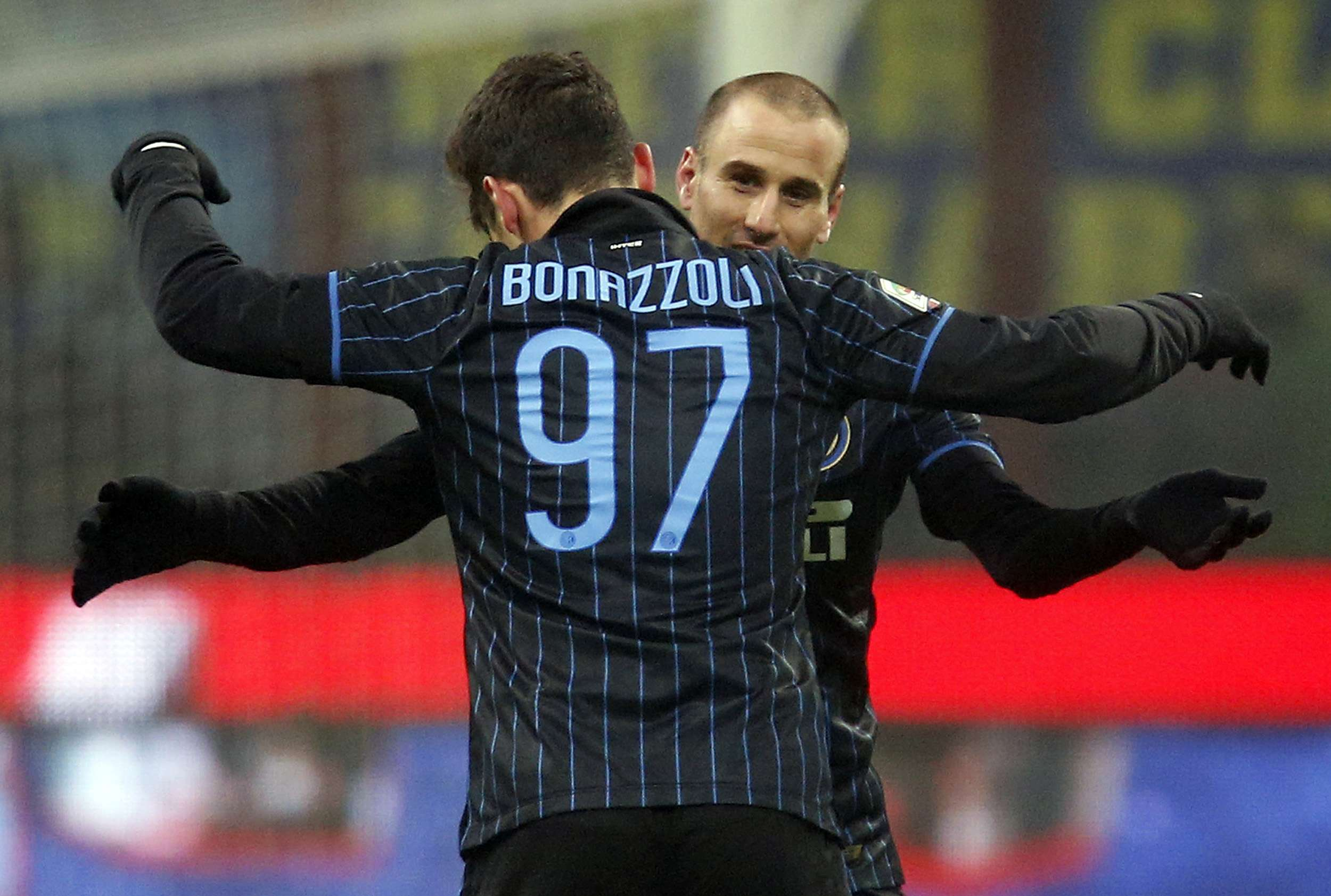 Inter de Milão arrancou empate no San Siro Foto: Alessandro Gorofalo/Reuters