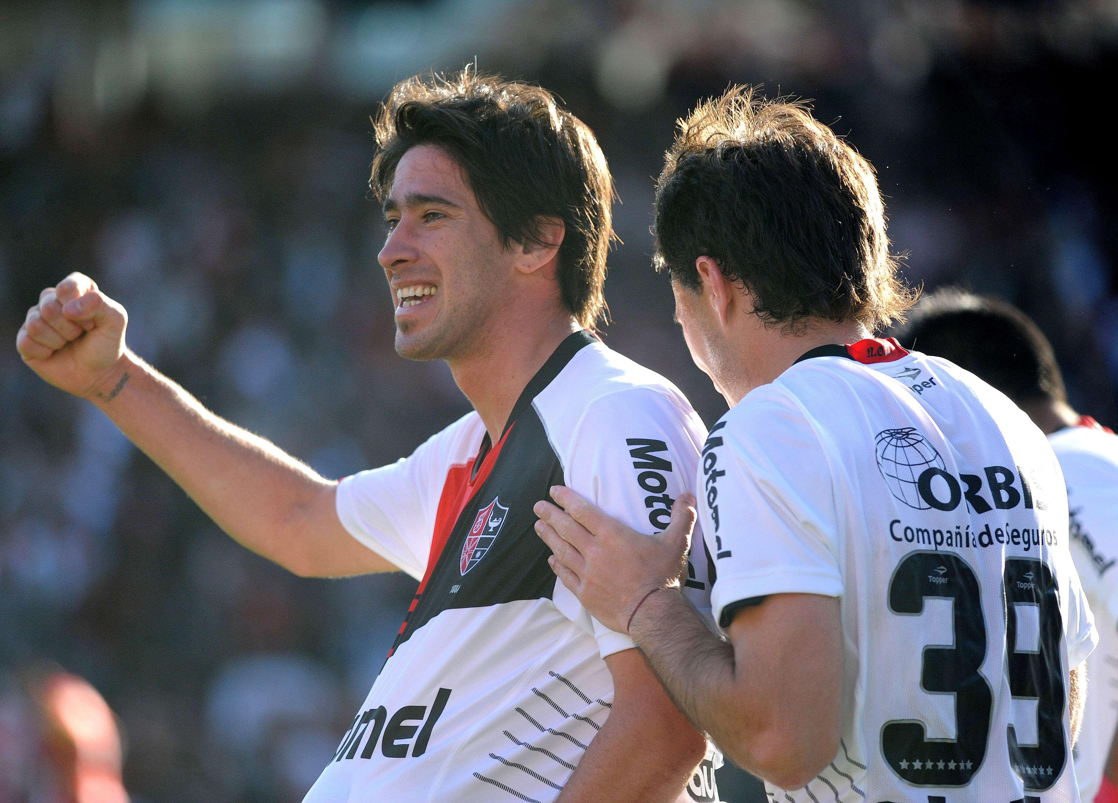 Pablo Pérez, ex jugador de Newell´s. Foto: Archivo NA
