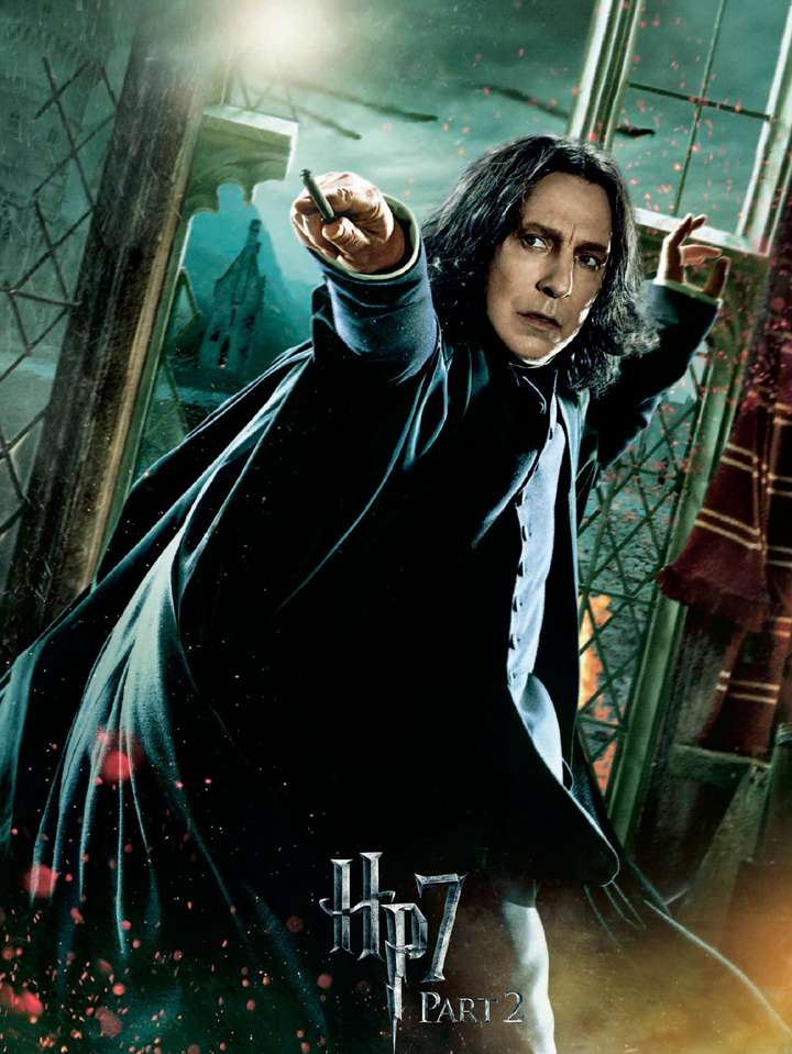 Snape Foto: Warner Bros.