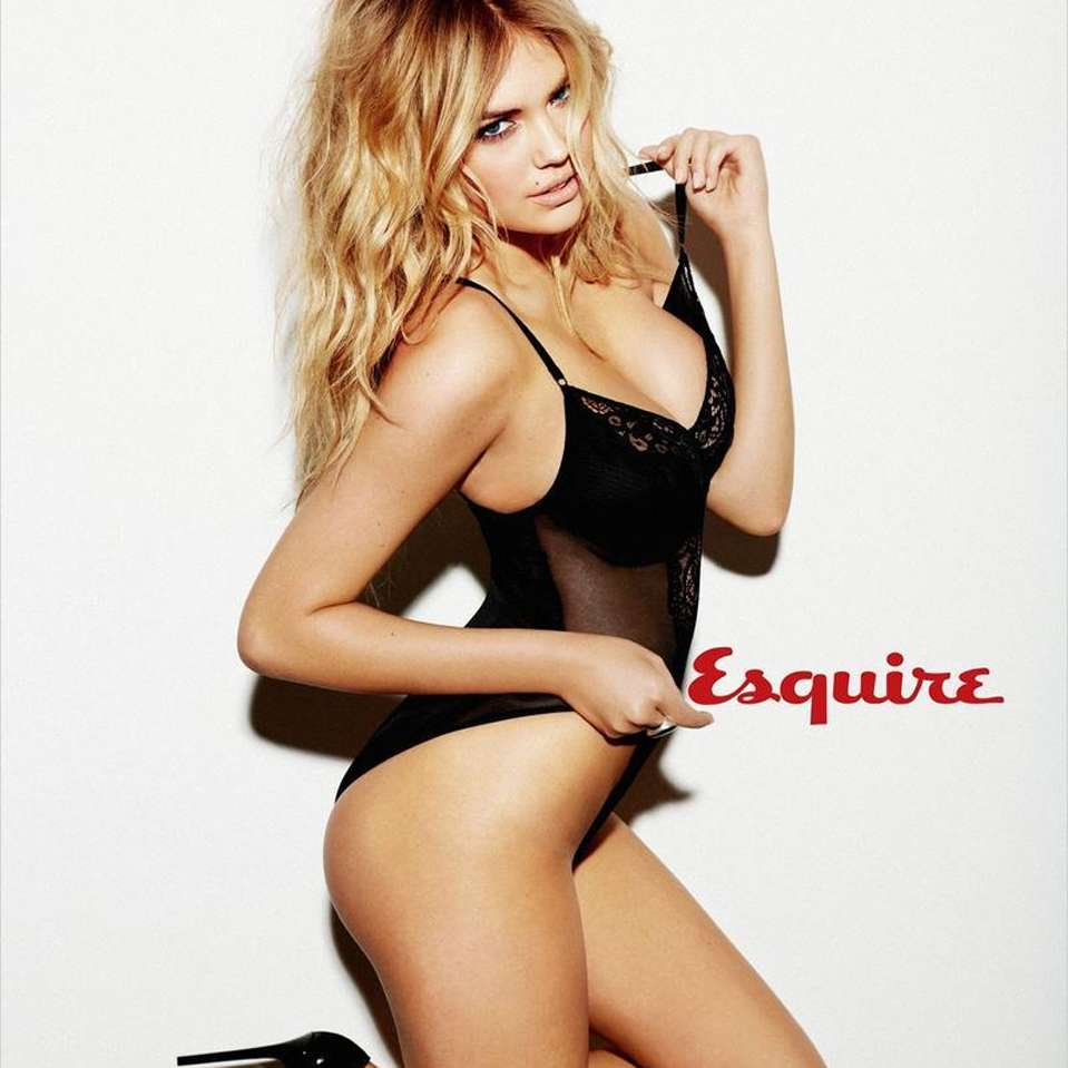 Kate Upton Foto: Esquire Magazine