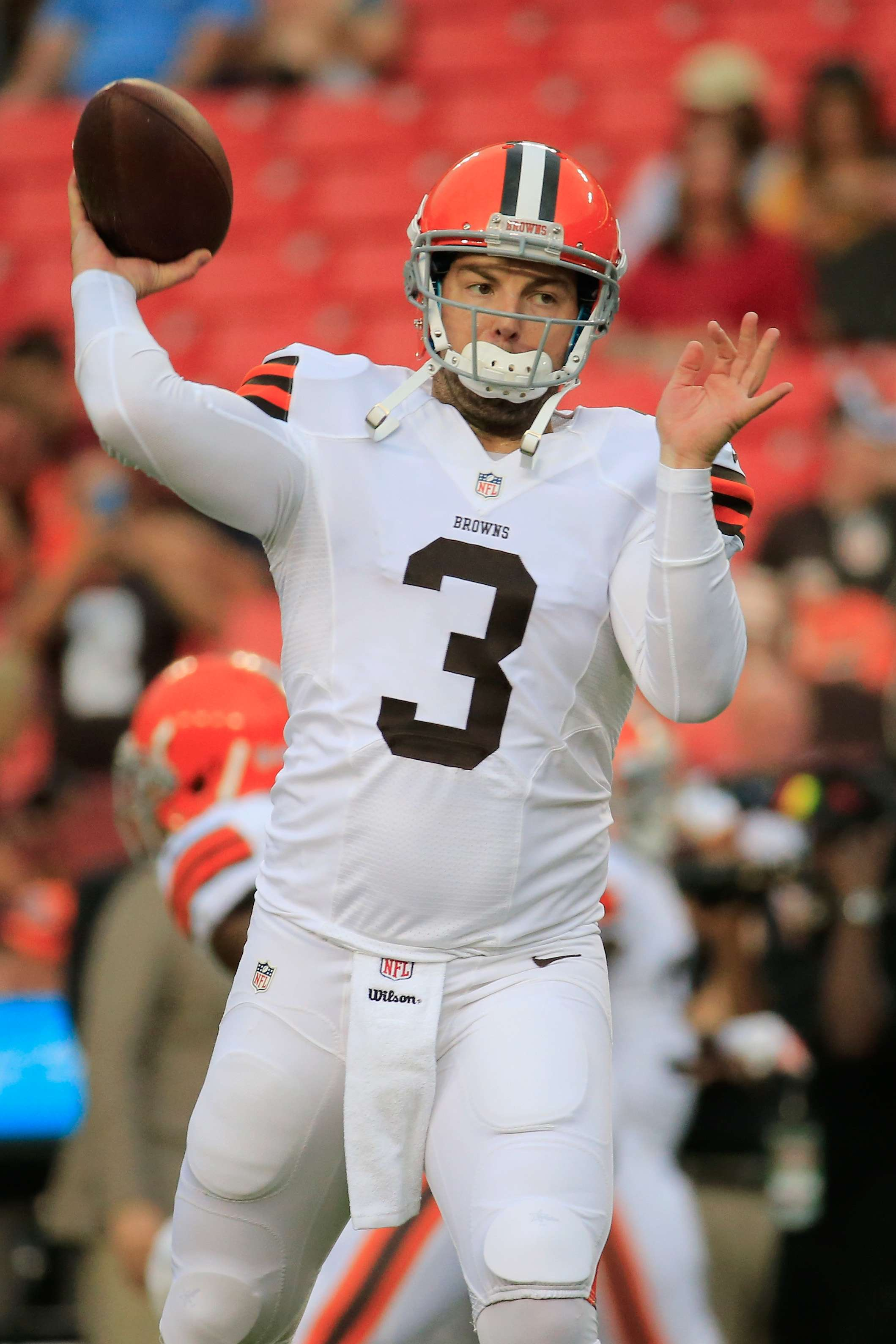 Rex Grossman se niega a volver a Cleveland Foto: Gettyimages