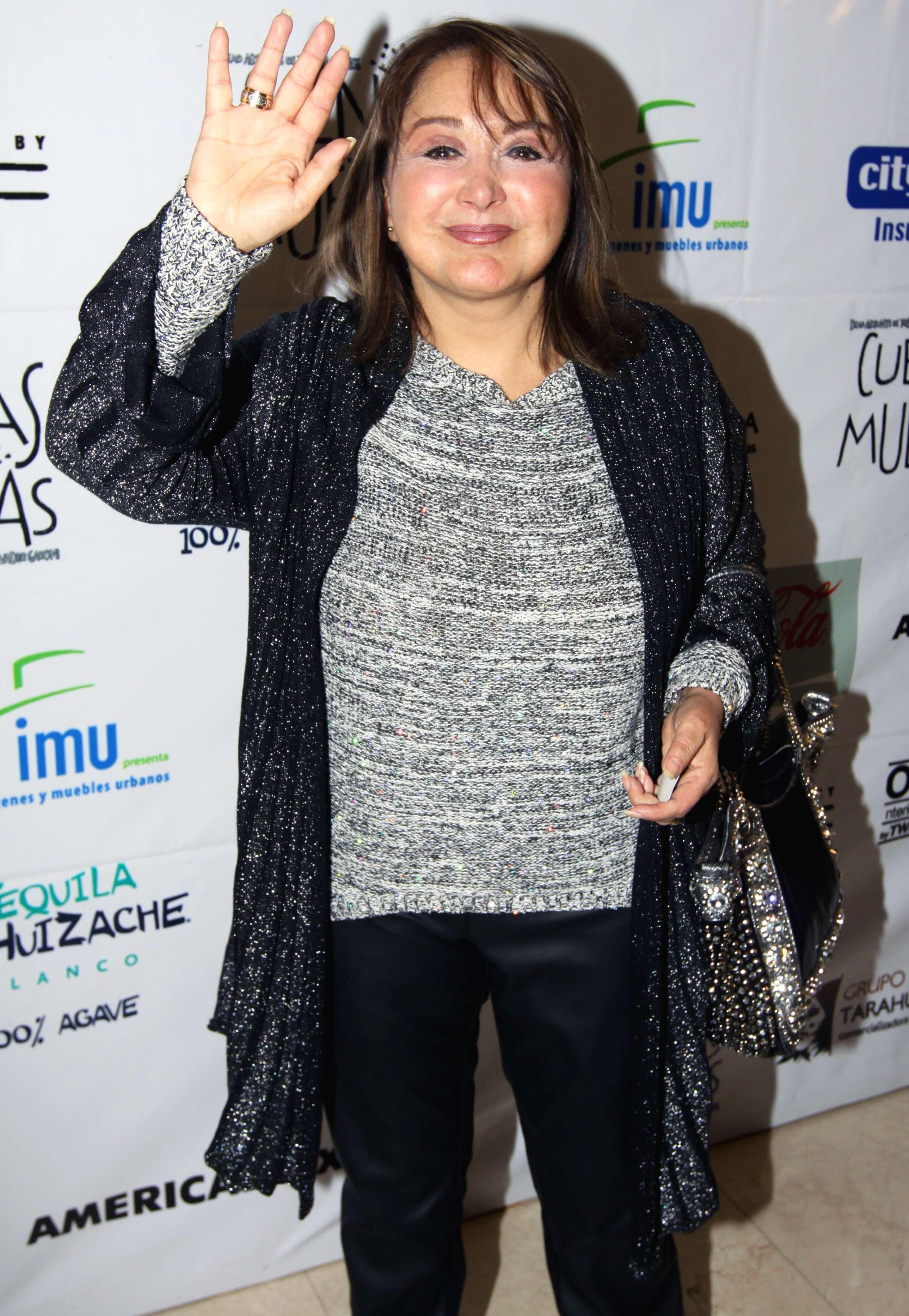 Florinda Meza llamó 'chusma' a María Antonieta de las Nieves después de que hablara de su vida amorosa. Foto: Medios y Media