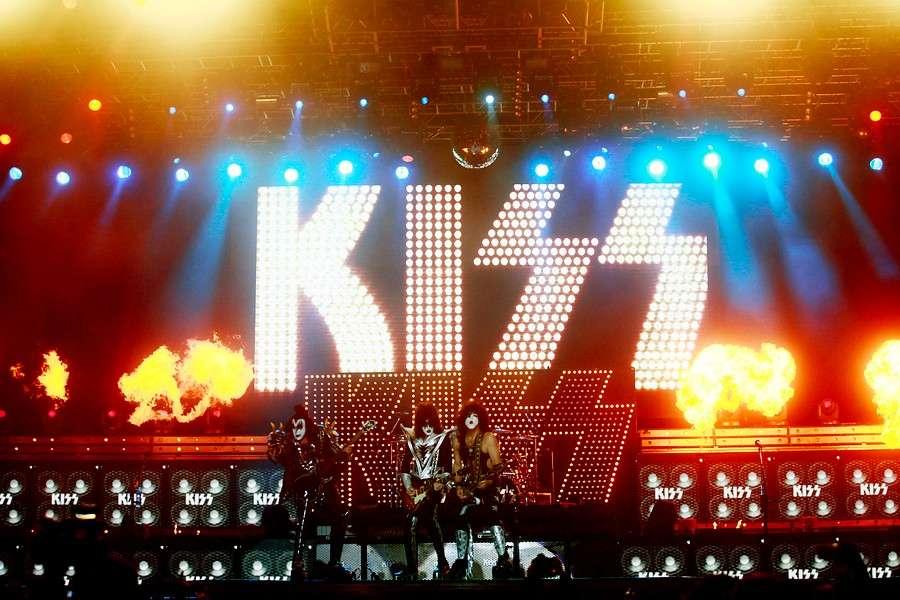 Kiss agotó el 60 por ciento de las entradas. Foto: Agencia UNO