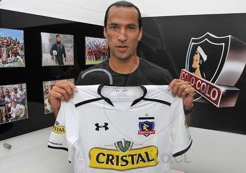 Luis Pedro Figueroa le bajó el perfil a su operación tras lesión. Foto: ColoColo.cl