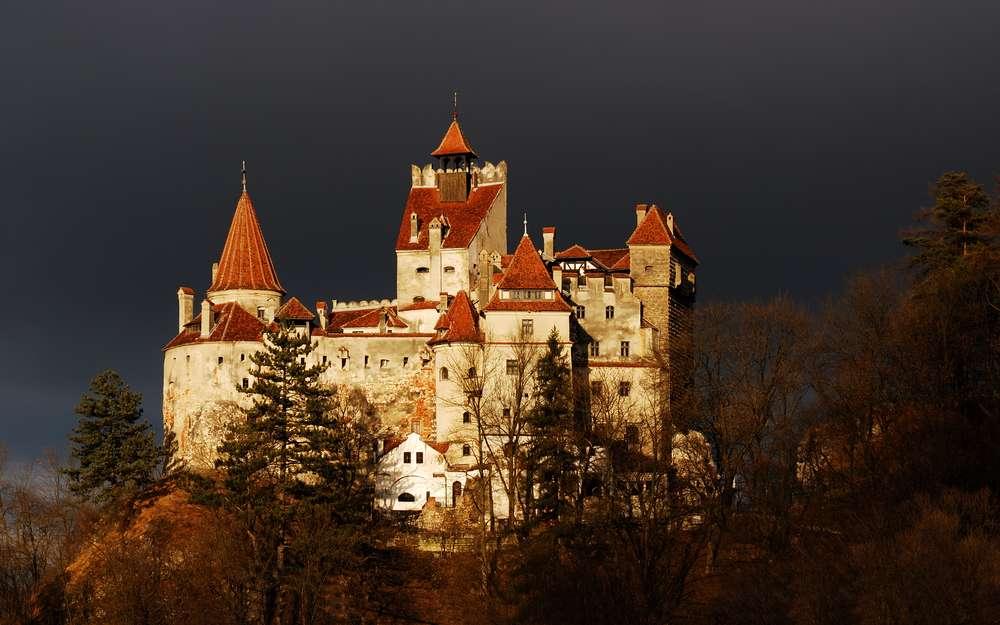Castelo de Bran: de Drácula não tem nada Foto: Shutterstock
