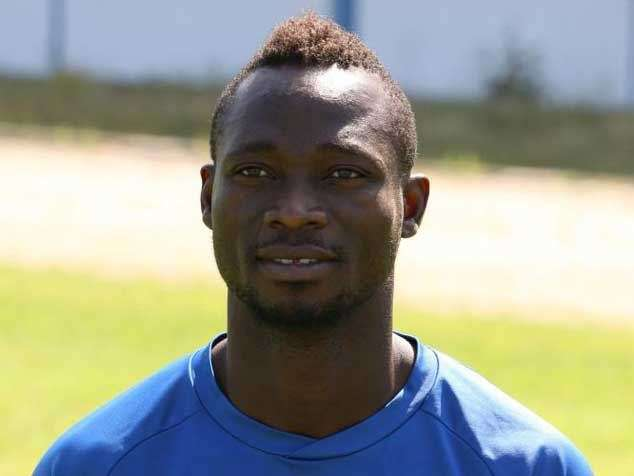 Dally Gbale saiu do banco para fazer gol e ser expulso Foto: Divulgação
